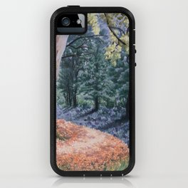 Au jardin iPhone Case