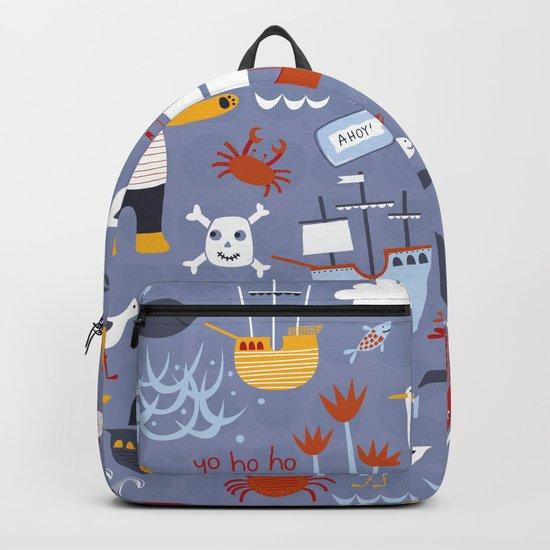 Yo Ho Ho! Backpack