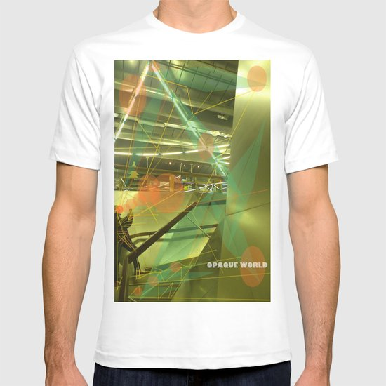 Photographer of steel stairs T-shirt