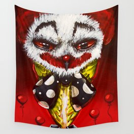 clowl Wall Tapestry