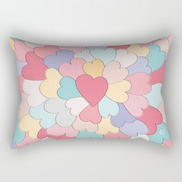 LIVELOVELAUGH2 Rectangular Pillow