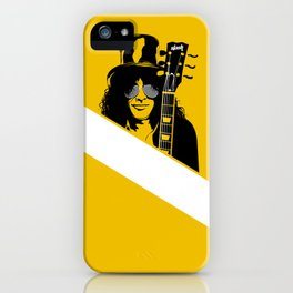 Back Slash, Forward Slash, Rock Slash iPhone Case