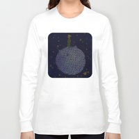 le petit prince Long Sleeve T-shirts featuring LE PETIT PRINCE by Robotic Ewe