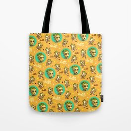 Guardians of the Galaxy Baby pattern Tote Bag