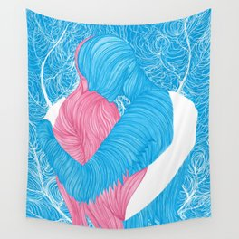 L'amour Wall Tapestry