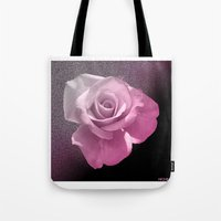 the cure Tote Bags featuring Cure by FRSHCo.
