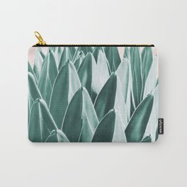 Agave Chic #10 #succulent #decor #art #society6 Carry-All Pouch
