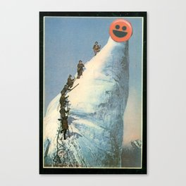 Holy Mountain Canvas Print