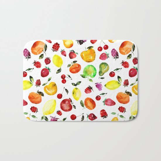 Tutti-frutti Bath Mat