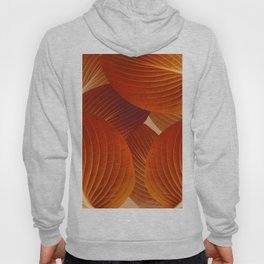 Leaves in Terracotta Color #decor #society6 #buyart Hoody