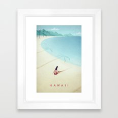 Hawaii Framed Art Print