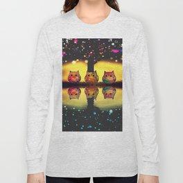 Owl New colour 216 Long Sleeve T-shirt
