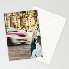 Mexico in spring Stationery Cards