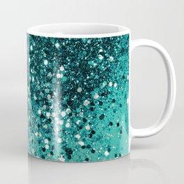 Cali Vibe Beach Glitter #1 #shiny #decor #art #society6 Coffee Mug