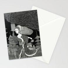 Tenzaru Girl Stationery Cards