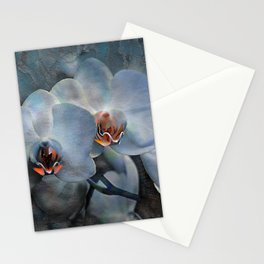 The mystery of orchid 12 Stationery Cards