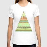 aztec T-shirts featuring Aztec by Elli F