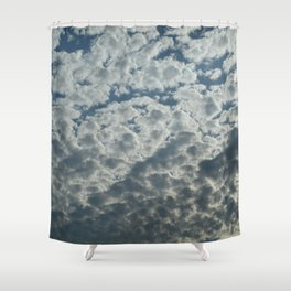 Cotton Cload Shower Curtain