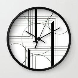 shaky Wall Clock