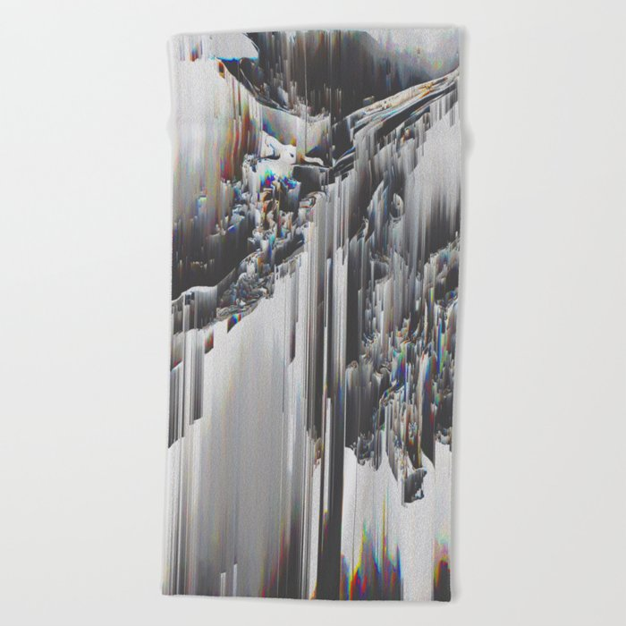 Spectre Beach Towel