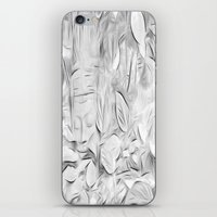 meditation iPhone & iPod Skins featuring Meditation by Dorothy Pinder