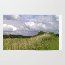 Castle on the Corrib Rug