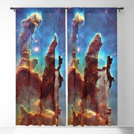 Hubble Telescope: Pillars of Creation Blackout Curtain