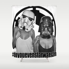 Join the Empire Shower Curtain