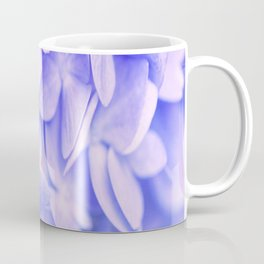 The Delicate Petals Of Hydrangea Coffee Mug