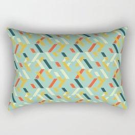 DELTA ARCHITECTURE 2 Rectangular Pillow