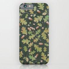 Oak pattern Slim Case iPhone 6s