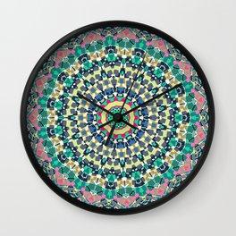 Acid Morocco Wall Clock