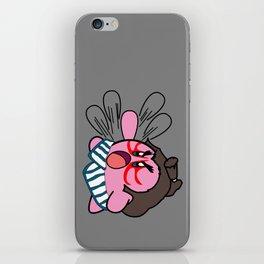 E Kirby iPhone Skin