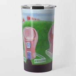 Toe Town Travel Mug