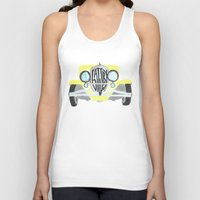 great gatsby Tank Tops featuring Gatsby by S. L. Fina
