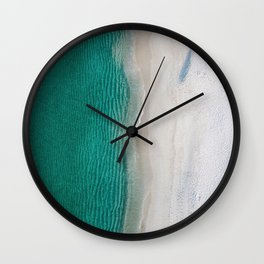 Fantastic Ocean Beach Wall Clock