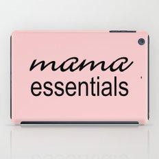 Mama Essentials Pantone 2016-Rose Quartz iPad Case