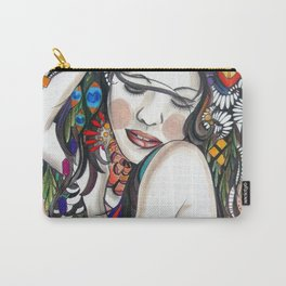Thinking About Thinking Carry-All Pouch