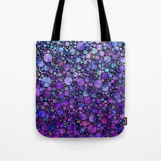 Purple Appetite Tote Bag