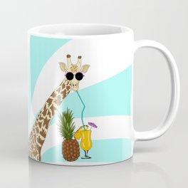 Drunk Giraffe  Coffee Mug