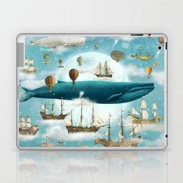 Ocean Meets Sky - option Laptop & iPad Skin