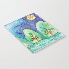 Whimsical World Notebook