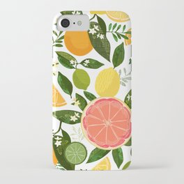Punch Bowl Pattern iPhone Case