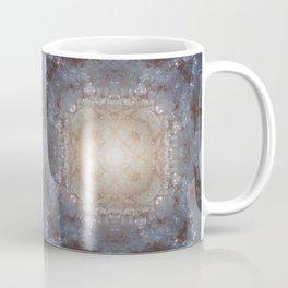 Kaleidoscope Swirling Galaxy Coffee Mug