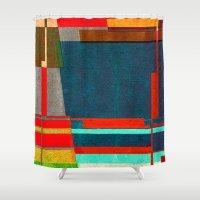 1989 Shower Curtains featuring Knock Nevis  by Fernando Vieira