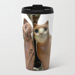 Feeling Feline Travel Mug