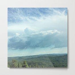 Northern Arizona Sky Metal Print
