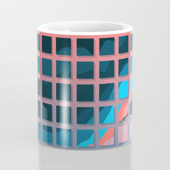 TOPOGRAPHY 2017-006 Coffee Mug