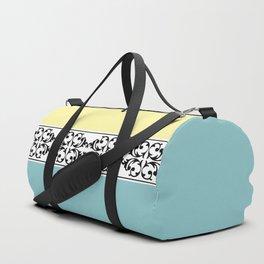 Damask decoration Duffle Bag