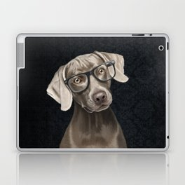 Mr Weimaraner Laptop & iPad Skin